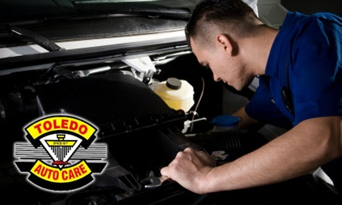 Toledo Auto Care - DeVeaux: $11 for a Full-Service Oil Change and 25-Point Safety Inspection at Toledo Auto Care (a $22.95 Value)