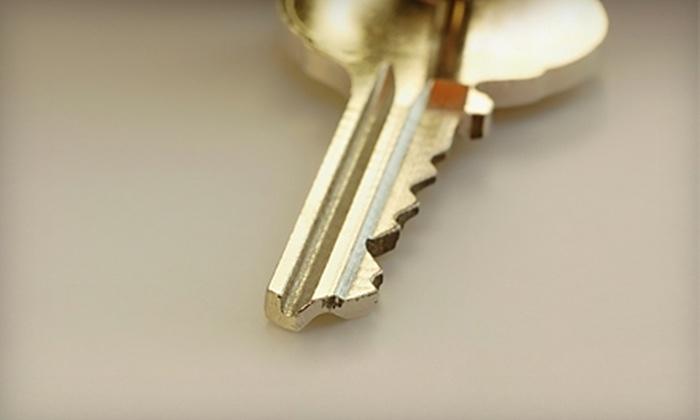 AllWays Locksmith - Northwest Berkeley: $99 for $200 Worth of Residential Locksmith Services from AllWays Locksmith