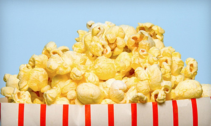 BlueLight Cinema 5 - Cupertino: 2, 4, or 10 Movie Outings with Popcorn and Drinks at BlueLight Cinema 5 (Up to 64%)
