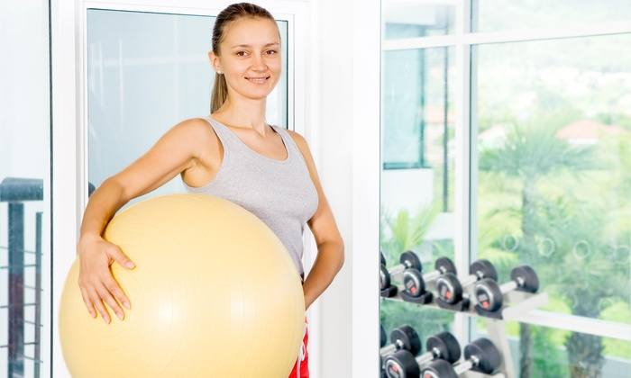 Erika's Fitness - Downtown Walnut Creek: Two Personal Training Sessions at Erika's Fitness (65% Off)
