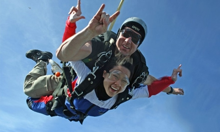 NorCal Skydiving - Cloverdale: $125 for a Tandem Jump with NorCal Skydiving in Sonoma County