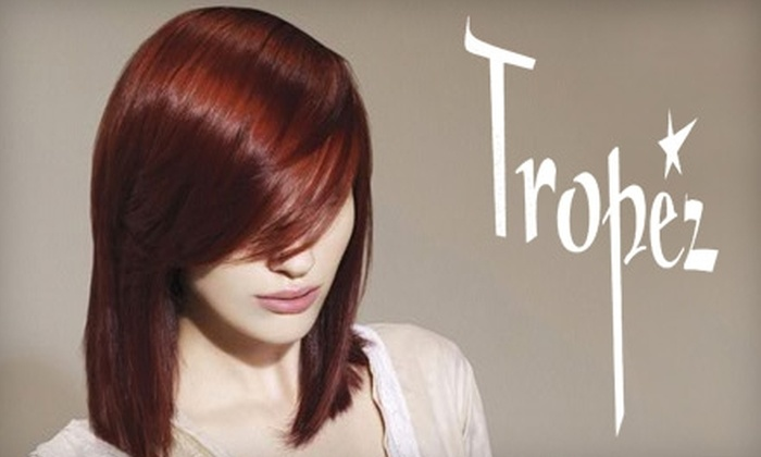 Tropez Salon and Spa - Natick: Spa Services at Tropez Salon and Spa. Choose Between Two Options.