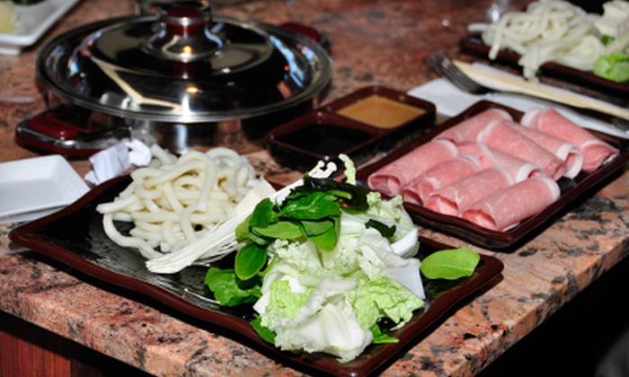 Shabu Shabu House - Orem North: Asian Cuisine for Lunch or Dinner at Shabu Shabu House in Orem