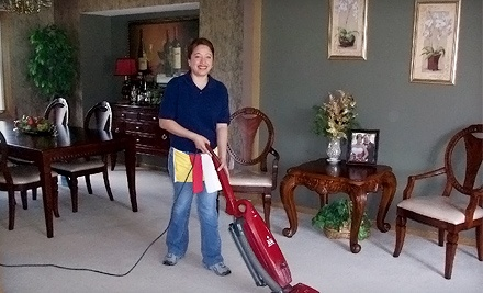 House Cleaning 4U: 2 Hours of Home Cleaning - House Cleaning 4U in