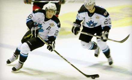 Penticton Vees Hockey at South Okanagan Events Centre - Penticton Vees in Penticton