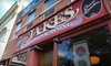 $5 for Diner Fare at Jake's