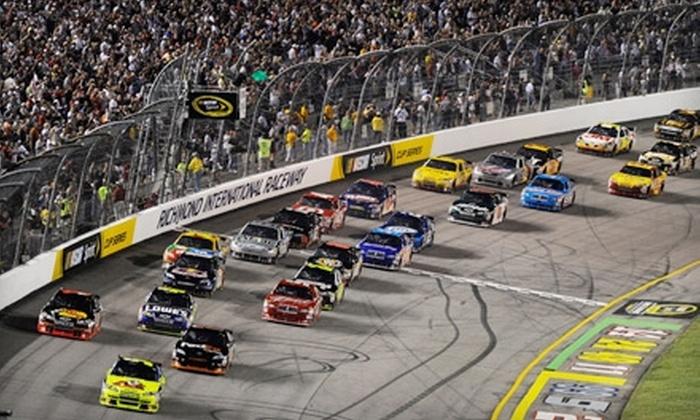 Richmond International Raceway - Fairfield: $75 for a NASCAR-Racing Experience and Ticket to Sprint Cup Series Race at Richmond International Raceway ($155 Value)