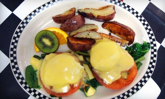 Amore Breakfast - Ogunquit: $7 for $15 Worth of Hearty Breakfast Fare at Amore Breakfast in Ogunquit