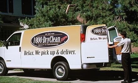 1-800-DryClean: $20 Groupon - 1-800-DryClean in