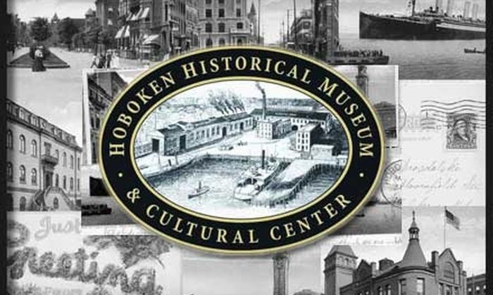 Hoboken Historical Museum - Hoboken: Hoboken House Tour Ticket or Membership to the Hoboken Historical Museum. Choose from Three Options.