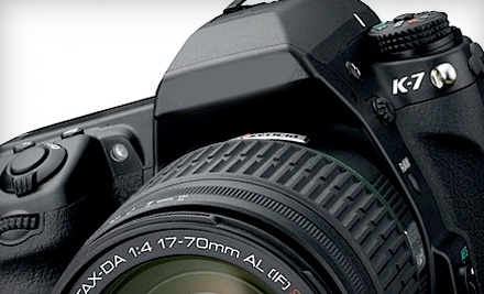 Choice of One 2-Hour Point-and-Shoot or DSLR Photography Class (a $125 value) - Chimpsy in