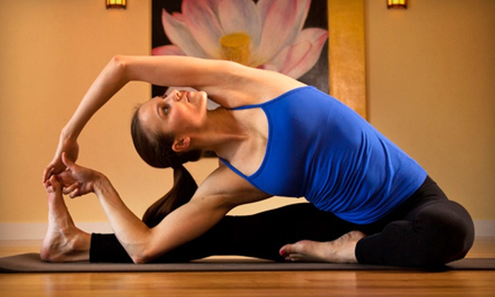 Empower Yoga - Old West Austin: One Yoga Class, Five Yoga Classes, or One Month of Unlimited Yoga Classes at Empower Yoga