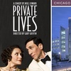 """Chicago Shakespeare Theater - SEE PARENT ACCOUNT - Chicago: $25 for One Ticket to See """"Private Lives"""" at Chicago Shakespeare Theater. Buy Here for January 7 at 7:30 p.m. More Dates and Times Below."""