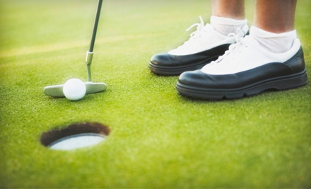 18-Hole Golf Package for Two including Cart Rental and 6 Beers - Belle Plaine Country Club in Belle Plaine