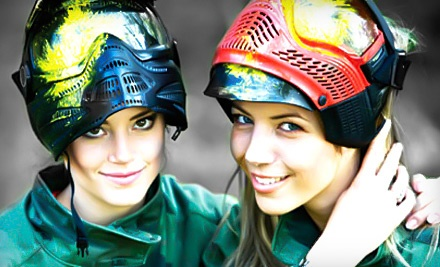 Paintball World Sports Complex - Paintball World Sports Complex in Orlando
