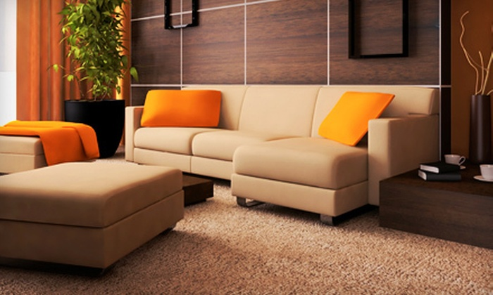 Stat Cleaning Services - Charlotte: Carpet Cleaning in Three or Five Rooms from Stat Cleaning Services (Up to 54% Off)