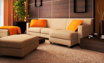 Carpet Cleaning in Three Rooms Up to 600 sq. ft. (a $99 value) - Stat Cleaning Services in