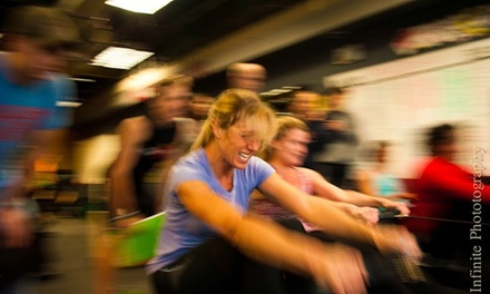 Up to 80% Off unlimited CrossFit classes at All Pro CrossFit