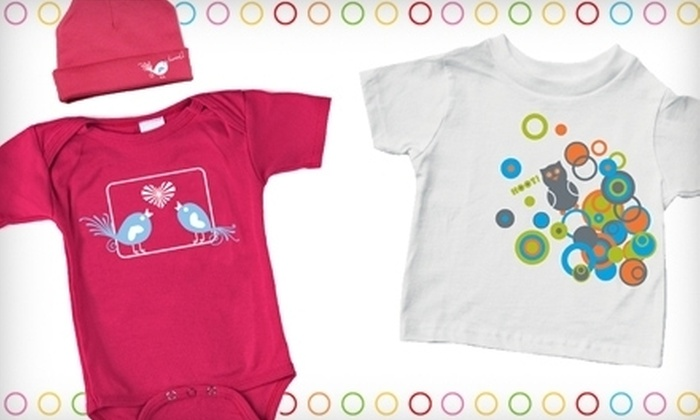 Redsnapper: $10 for $20 Worth of Baby Clothing and Accessories from Redsnapper's Online Store