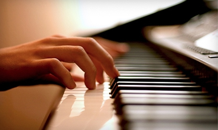 Music Makers - Multiple Locations: $50 for Four Private Music Lessons at Music Makers