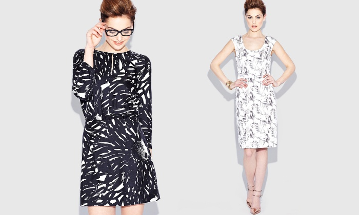 ideeli: Women's Designer Clothing, Shoes, Accessories, and Home Decor from ideeli (50% Off). Two Options Available.