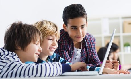 Curso acelerador de inglés online de 3, 6 o 12 meses para niños de Primaria y ESO desde 9,95 € en English Support