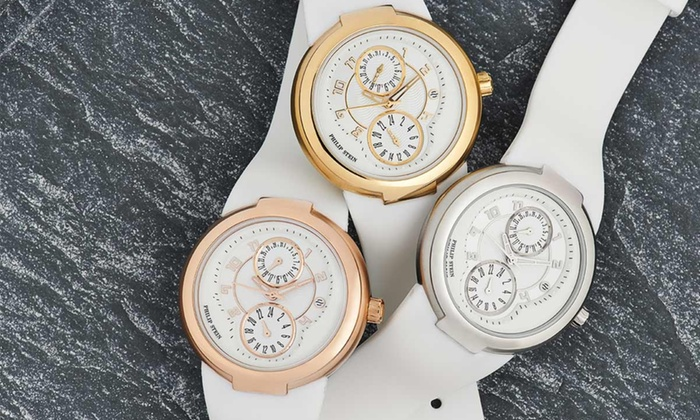 Philip Stein: $249 for a Philip Stein Women's Watch (Up to $475 List Price). Assorted Styles. Free Shipping and Returns.