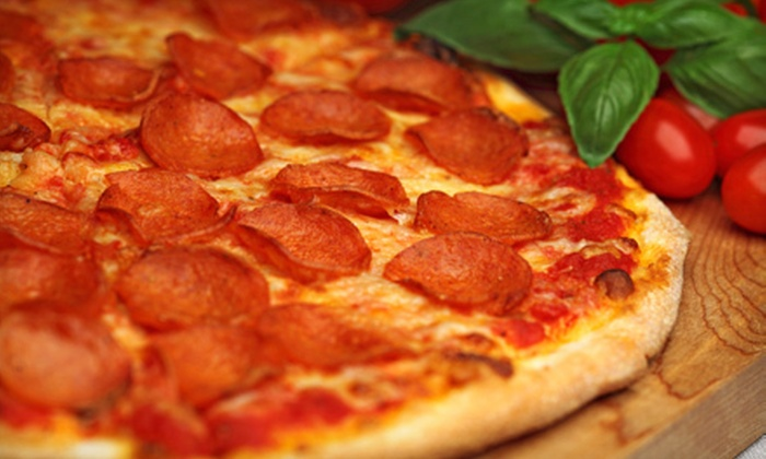Vincent's Pizzeria - Plainedge: $15 for $32 Worth of Pizza, Pasta, and Sides at Vincent's Pizzeria