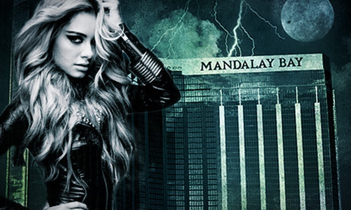 Haunted Hotel Ball - The Strip: $35 for the Haunted Hotel Ball with Havana Brown Performance at Mandalay Bay on Saturday, October 27 ($77.99 Value)