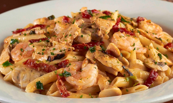 Johnny Carino's - Hurst: $10 for $20 Worth of Italian Food at Johnny Carino's