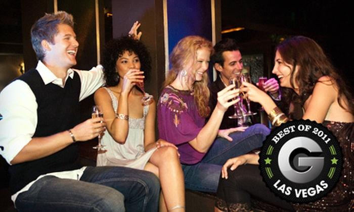 Las Vegas Club Crawl - The Strip: $39 for a Club Crawl with VIP Club Access, Drinks, and Eats from Las Vegas Club Crawl ($85 Value)