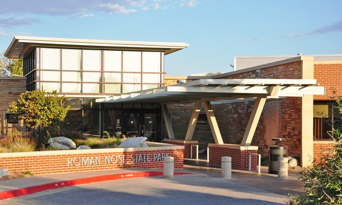 Roman Nose State Park - Roman Nose: $49 for a One-Night Lodge Stay at Roman Nose State Park (Up to a $99 Value)