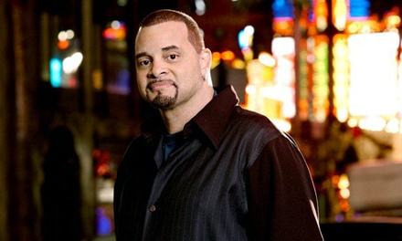 Sinbad at The Chicago Theatre on Saturday, February 14, at 8 p.m. (Up to 44% Off)