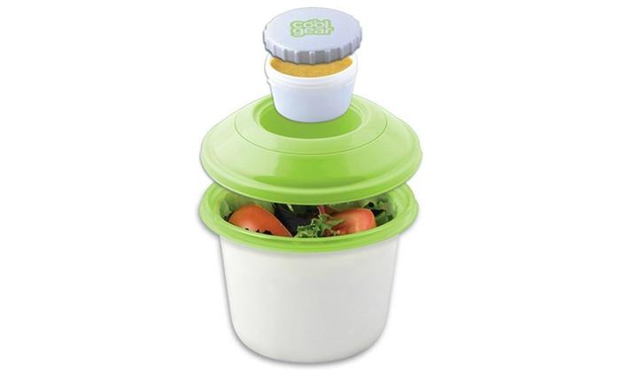 Cool Gear EZ Freeze Salad Container Groupon