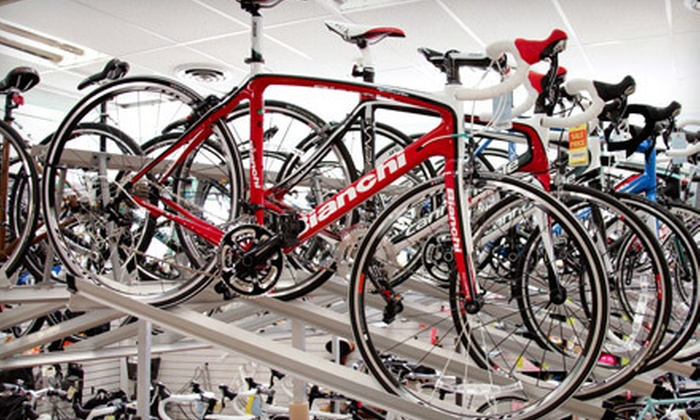 Hartley's Cycle Shoppe - Hinsdale: $25 for $50 Worth of Services, Gear, Apparel, and Bikes at Hartley's Cycle Shoppe in Hinsdale
