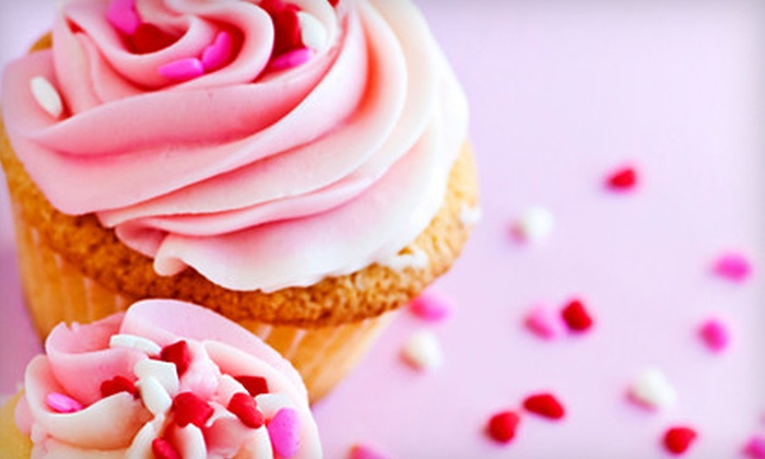 J'Adore Cakes Co. - Toronto: 6 or 12 Cupcakes at J'Adore Cakes Co. (Up to 54% Off)