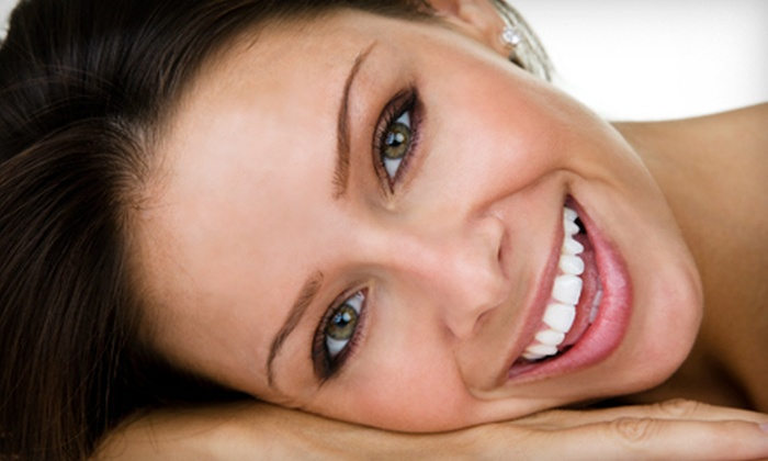 Guiltless Glow - Highland: $99 One-Hour, In-Office DaVinci Teeth-Whitening at Guiltless Glow ($297 Value)