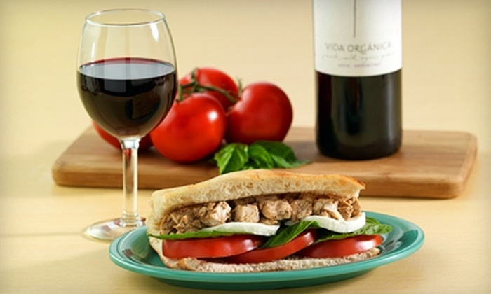 Stonyfield Café - Falmouth: $7 for $15 Worth of Organic Fare and Drink at Stonyfield Café