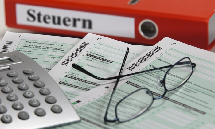 CP Tax & Accounting - Jerome Park: $100 for $200 Worth of Services — CP TAX CORP