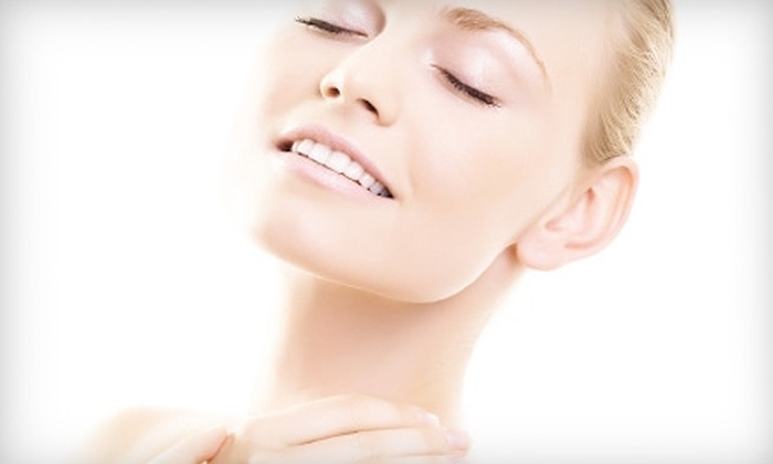 Arkansas Anti-Aging - Little Rock: $400 for Four SkinTyte Skin-Tightening Treatments for the Neck at Arkansas Anti-Aging (Up to $1,200 Value)