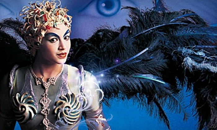 """Cirque du Soleil's <i>Alegria</i> - Roanoke: $44 Adult Ticket ($72 Value) or $20 Child Ticket ($58 Value) to Cirque du Soleil's """"Alegría"""" at the Roanoke Civic Center on Friday, May 6"""