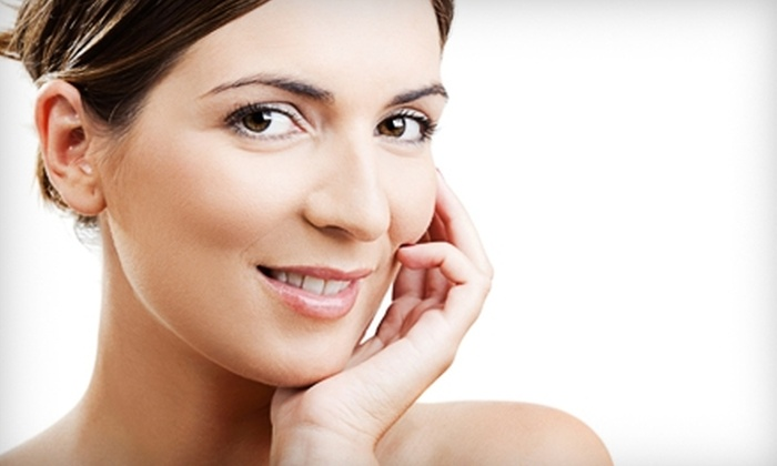 American Medical Aesthetics - Multiple Locations: Skin Treatments at American Medical Aesthetics. Two Options Available.