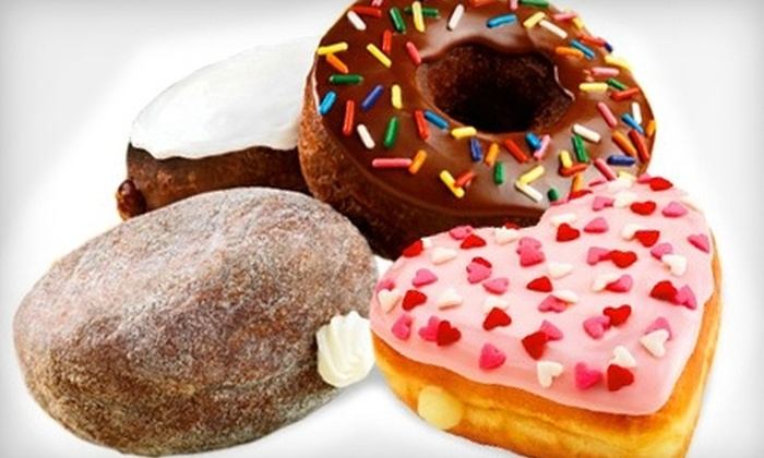 Dunkin' Donuts - Multiple Locations: $12 for a 12-Punch Card at Dunkin' Donuts