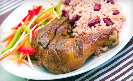 $30 Groupon to De Real Ting Cafe - De Real Ting Cafe in Jacksonville