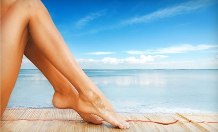 6 Laser Hair-Removal Treatments on a Small Area (a $900 value) - Metropolitan Med Spa in Lorton