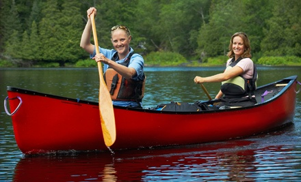 Saluda Shoals Park: 3-Hour Canoe or Kayak Rental Plus a Single-Day Parking Pass - Saluda Shoals Park in Columbia