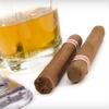 83% Off Cigars and Lounge Membership in Fullerton
