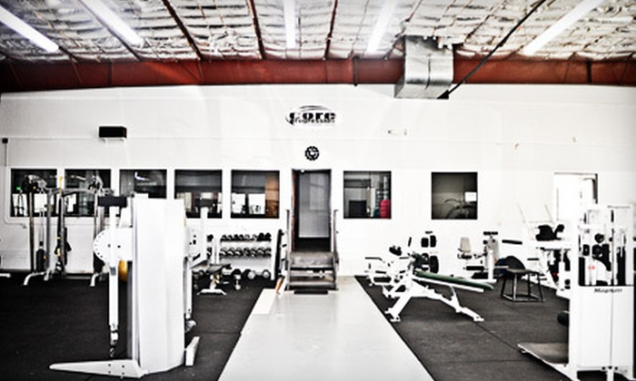 Core Progression - West Adams: $39 for One Month of Boot-Camp Classes at Core Progression in Northglenn ($200 Value)