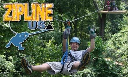 Zip Line USA - Zip Line USA in Reeds Spring
