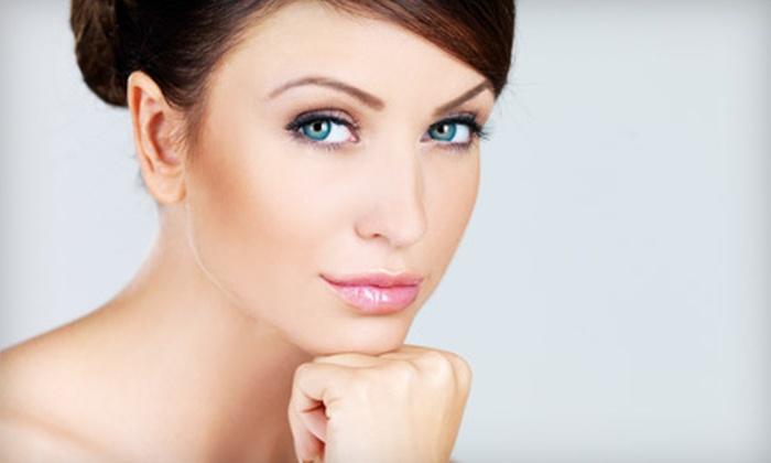 Citrus Laser - Calgary: Three Half-Face Refirme or Crow's Feet Refirme Skin Treatments at Citrus Laser